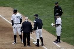 MLB》洋基慘了!法官賈吉可能掛傷兵
