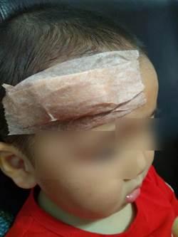 孩子受傷怨警未助開道 家長上網控訴