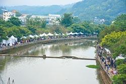 新竹桐花祭 東安古橋賞光雕