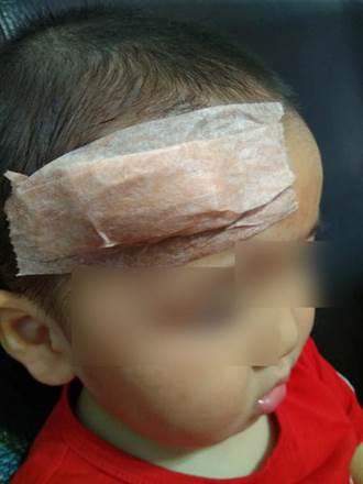 >孩子受傷怨警未助開道 家長控訴