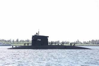 >劍龍級潛艦已老 耐航訓練縮短