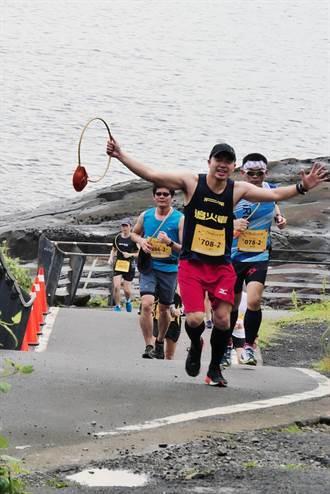 新北鐵道馬拉松接力賽開跑 5000人拚高下