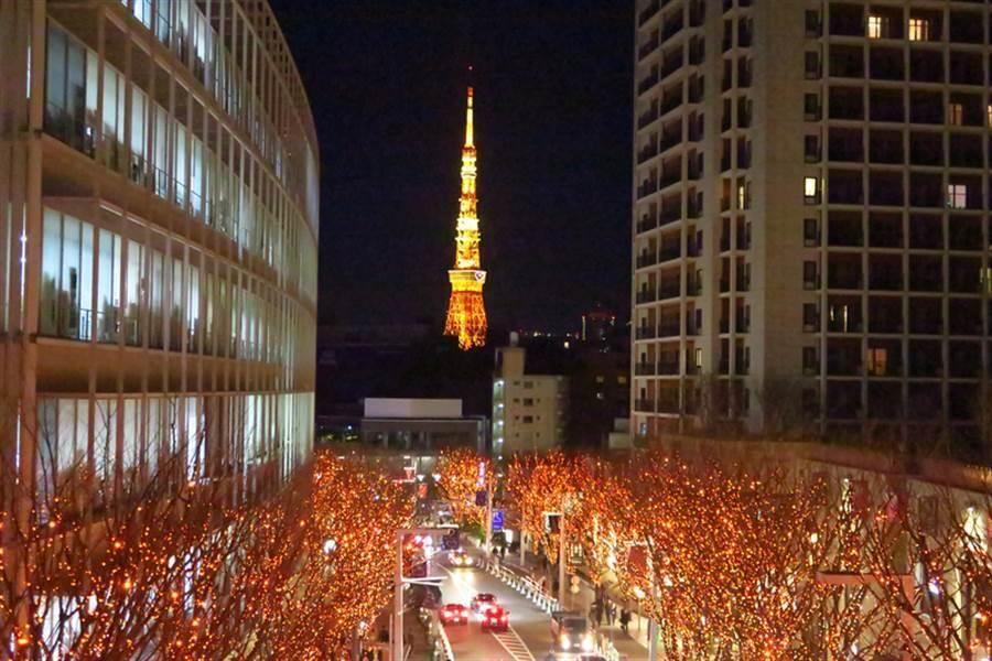 日本仍位居國人最愛的海外旅遊目的地。(圖/中央社)