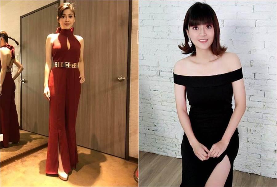 最佳主持綠葉瑪麗亞近期也因一個月瘦了5公斤,在網路上引發熱議。(圖/翻攝自瑪麗亞臉書)