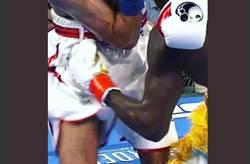 影》好痛!拳擊手胯下挨拳血尿