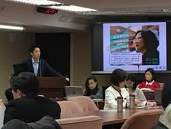 立委批勞動派遣專法跳票 許銘春:短期內入法保障