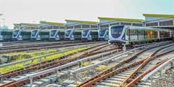 捷運綠線通車期程?盧秀燕:力拚2020年底前通車