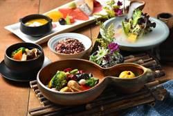 搶攻母親節餐飲商機 寬心園為蔬食創造視覺、味覺雙重享受