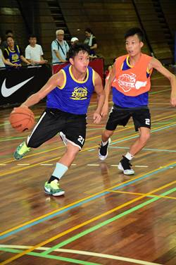 天王盃三對三籃球賽 報名明日中午起跑