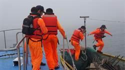 陸船越界捕魚  馬祖海巡隊查扣漁船