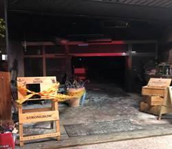 酒吧員工與客人口角 嗆「店不用開了」縱火燒了自己店