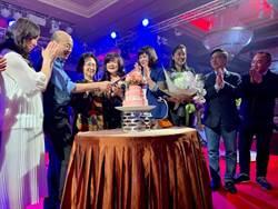 韓國瑜帶頭唱!瓊瑤81歲大壽 第2生日願望藏亮點