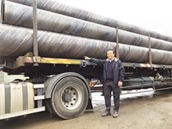 遠東機械鋼管品質優良 訂單湧入