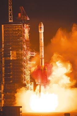 首顆傾斜地球同軌衛星 陸成功發射