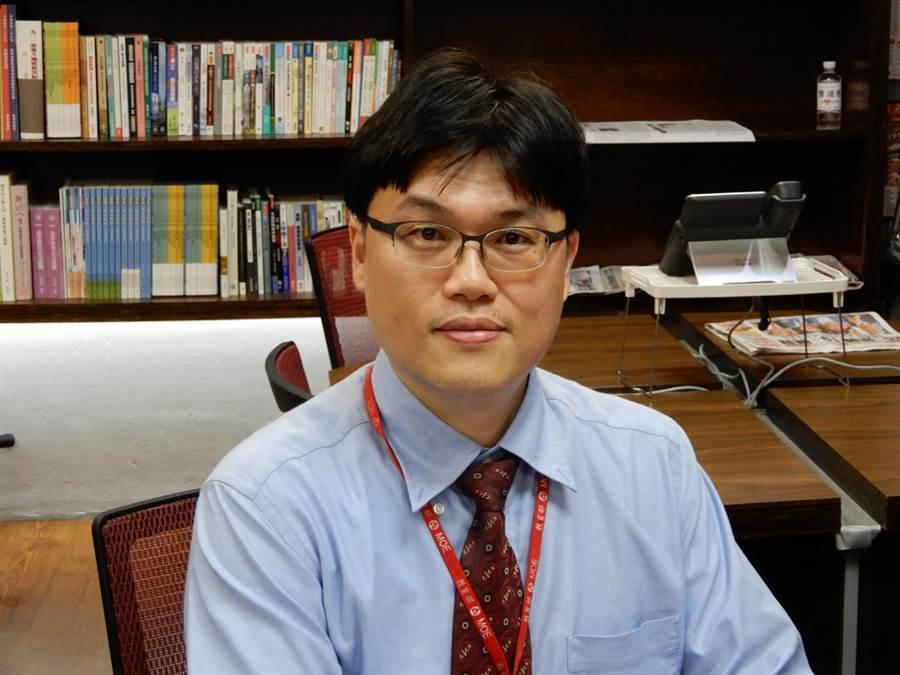 教育部高教司長朱俊彰。(報系資料照/林志成攝)