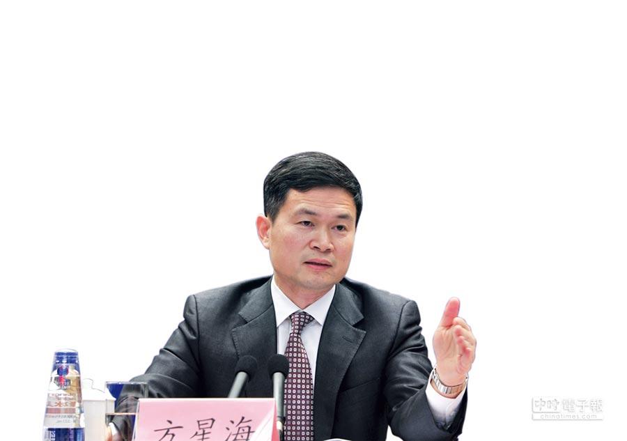 大陸證監會副主席方星海表示,將擴大期指對外開放、推動外商控股期貨公司的設立。圖/中新社