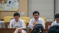 林佳龍表明會對中國驗船中心董事長人事做處理