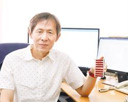 成大化工系李玉郎教授 可印刷式電解質技術應用