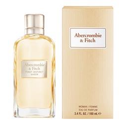 Abercrombie & Fitch女香有新味