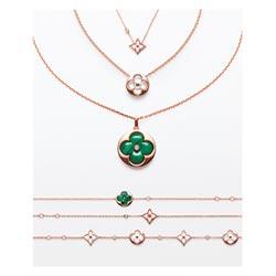 LV珠寶如花盛開 工藝非凡