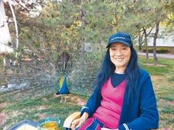 習植樹綠化 台商黃紫玉打造淨土