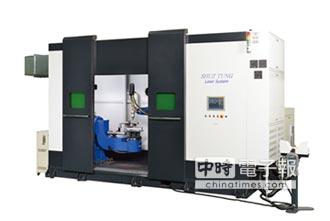 旭東機械 台北汽配展 盛大展出 3D雷射切割設備