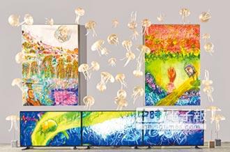五月畫會63週年會員聯展 台中展出