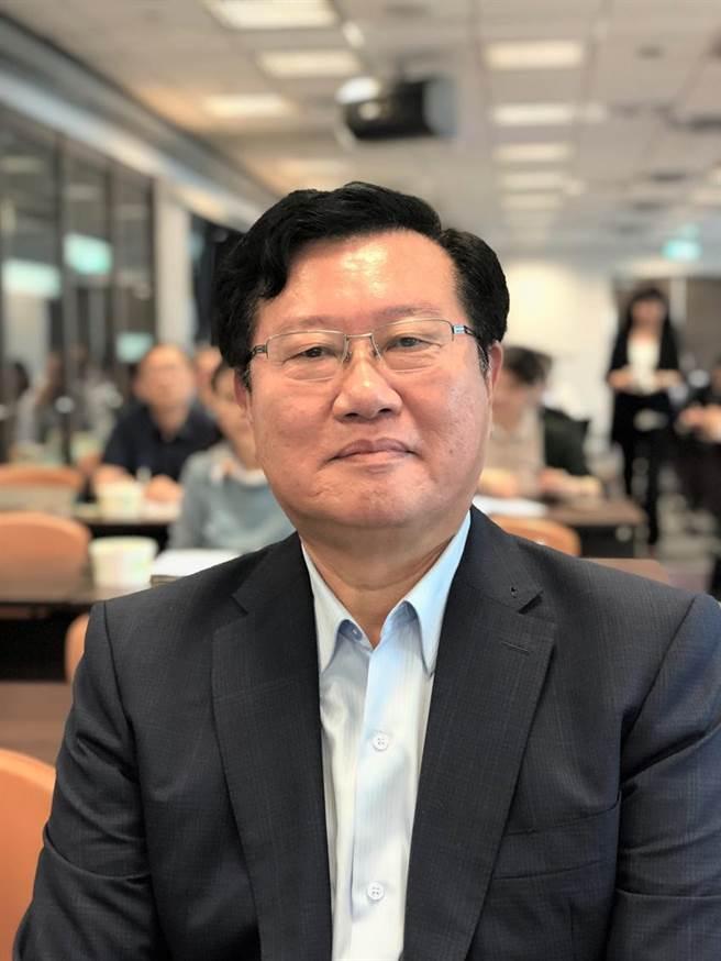車王電子新聞圖說:車王電子董事長蔡裕慶。(圖:沈美幸)