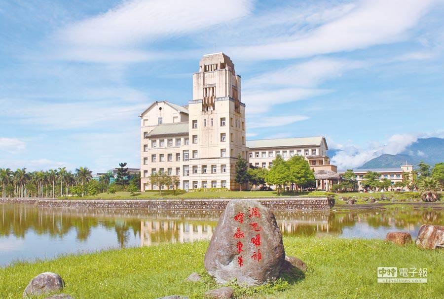 東華大學22日傳出學生宿舍上吊。(資料照)