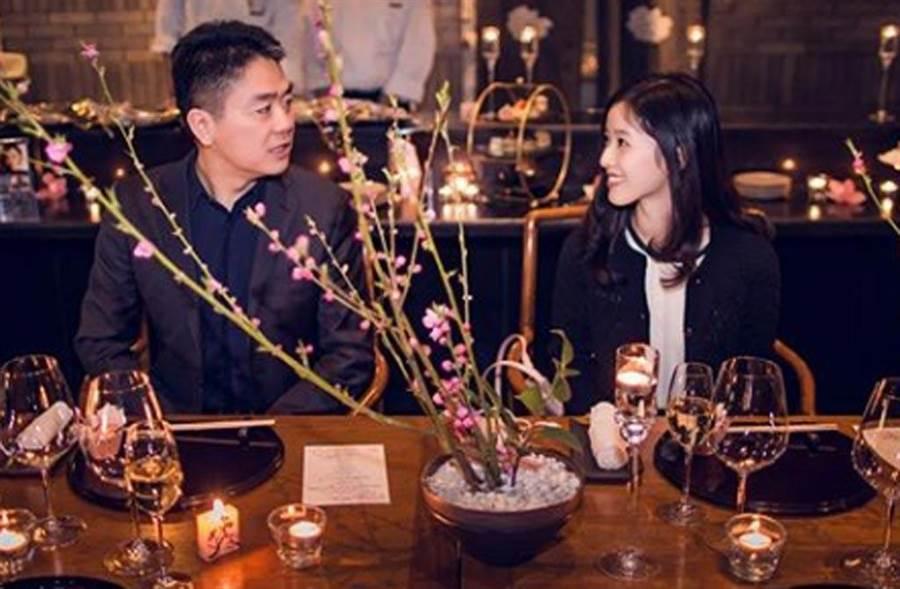 章澤天嫁劉強東看似豪門婚幸福美滿,沒想到富尪爆出性醜聞。(翻攝自章澤天IG)