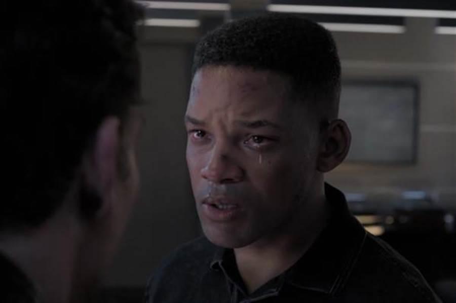 威爾史密斯在電影中的本尊殺手。(翻攝自預告)