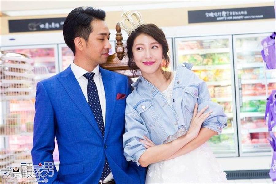 黃健瑋和楊謹華飾演情侶。(取自臉書)