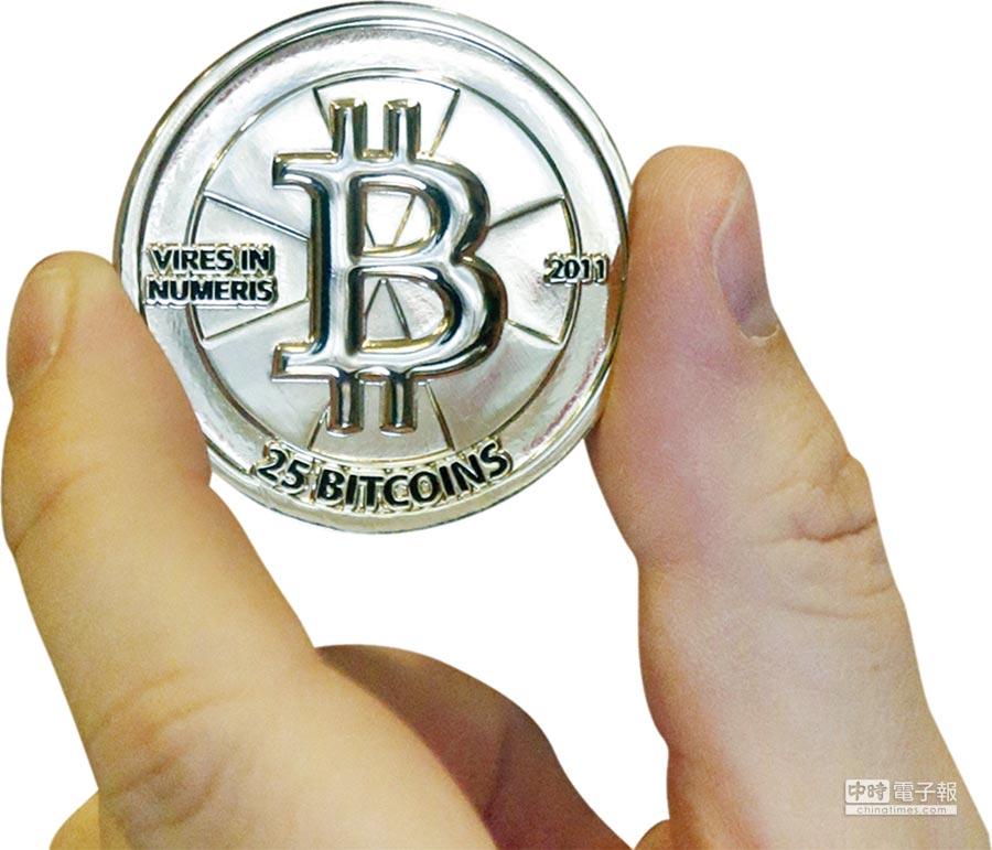 區塊鏈與虛擬貨幣的價值,仍然有賴與實體經濟活動的結合與落地應用。圖/美聯社
