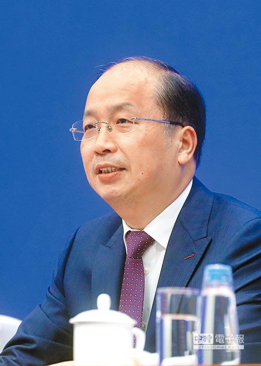 中國證監會主席易會滿表示,中日ETF互通對於深化兩國資本市場合作發展,具有重要意義。圖/中新社