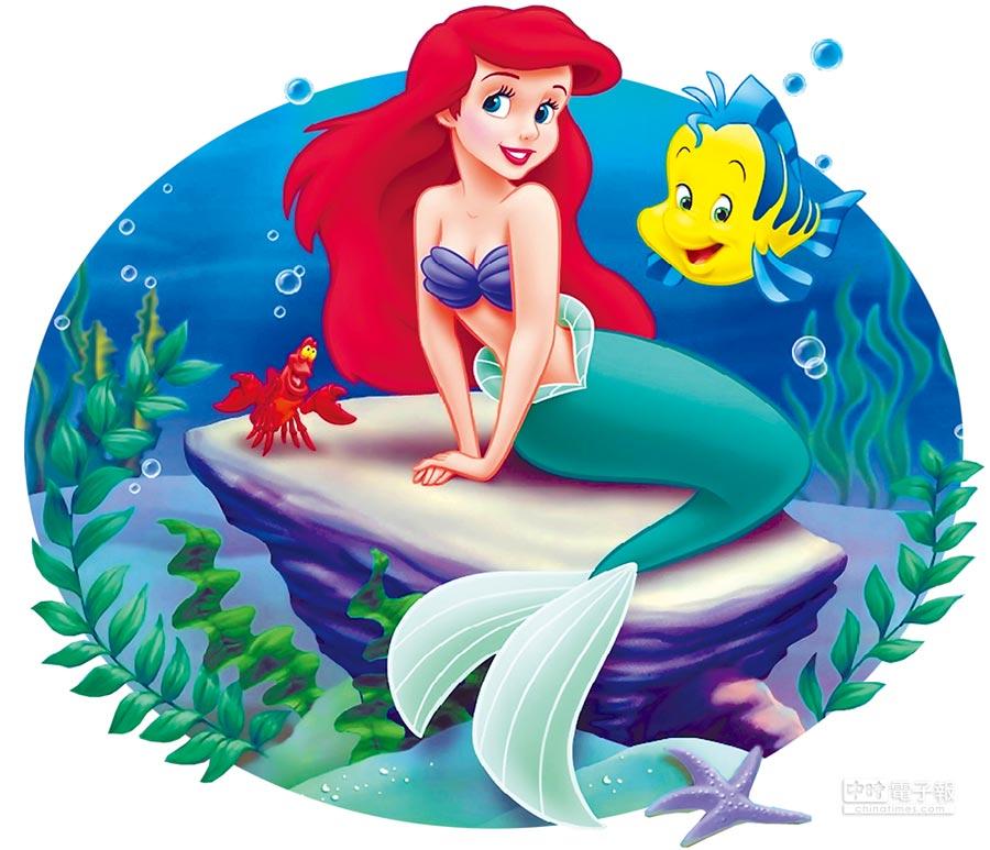 《小美人魚》動畫問世30周年,動畫交響音樂會將於7月登場。(牛耳提供)