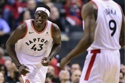 NBA》暴龍淘汰魔術晉級 豪哥上場6分鐘得2分