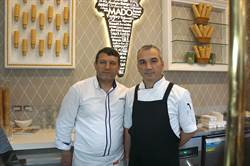 獨家》螞蟻開心了!土耳其百年甜點店MADO入台