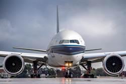 南方航空放大廣州上海 波音777重返兩岸航線