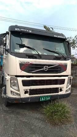 濫倒20噸被查獲 500萬拖曳車要被拍賣了