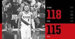 NBA》利拉德絕殺三分 拓荒者逆襲雷霆晉級