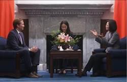 川普對台軍售 蔡英文:堅定支持台灣
