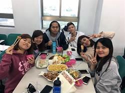 萬能科大關懷東南亞外籍學生辦文化日