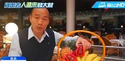 韓拚外銷電商平台合作 單月狂銷高雄鳳梨67公噸