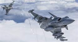 為保持戰機產能 瑞典買下14架獅鷲機殼