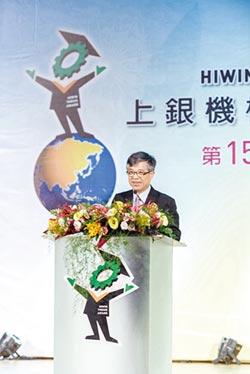 教育部政務次長劉孟奇 產學合作與培育機械人才表率