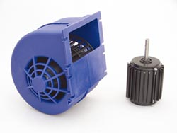 速克立單出風口鼓風機 電動車適用