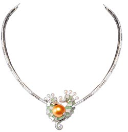 方國強頂級訂製珠寶 海馬相依溫暖人心