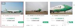 飛機、股權都能拍 網路法拍成功率高