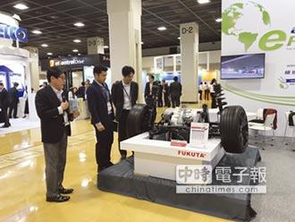 富田電動車三機一體模組 有效降低故障率