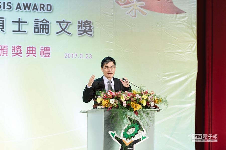 科技部部長 陳良基